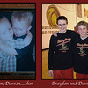 Brayden Etherington and Dawson Ayers.  Friends for life...just won the Liberty PAAC tournament together last Saturday.<br /> <br /> Photographer's Name: Terry Lynn  Ayers<br /> Photographer's City and State: Anderson, IN