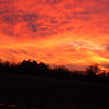 Winter Sunset 12/28/08<br /> <br /> Photographer's Name: Mike McFall<br /> Photographer's City and State: Anderson, IN