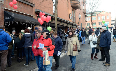 Ed Burke - The Saratogian 02/01/14 Chowderheads in search of super soups converge on Saratoga #saratogachowderfest