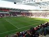 New York Stadium during Rotherham v Northampton.
