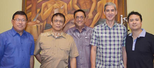 Mayor Magdaleno Peña declared support for Ike Barredo