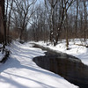 Killbuck Creek in February at my farm in Richland Township.<br /> <br /> Photographer's Name: J.R. Rosencrans<br /> Photographer's City and State: Alexandria, Ind.