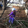 My granddaughter Lilly McIntyre enjoying the first warm day after all the snow!<br /> <br /> Photographer's Name: Tina Snyder<br /> Photographer's City and State: Anderson, Ind.
