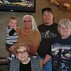 Tricia's family