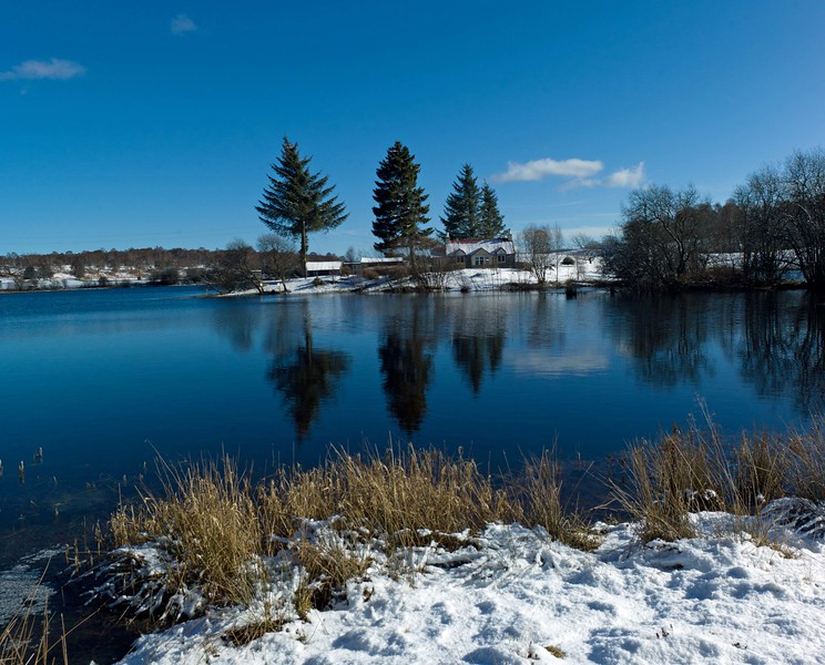 Cottage at Avie Lochan on Monday 27th February 2017
