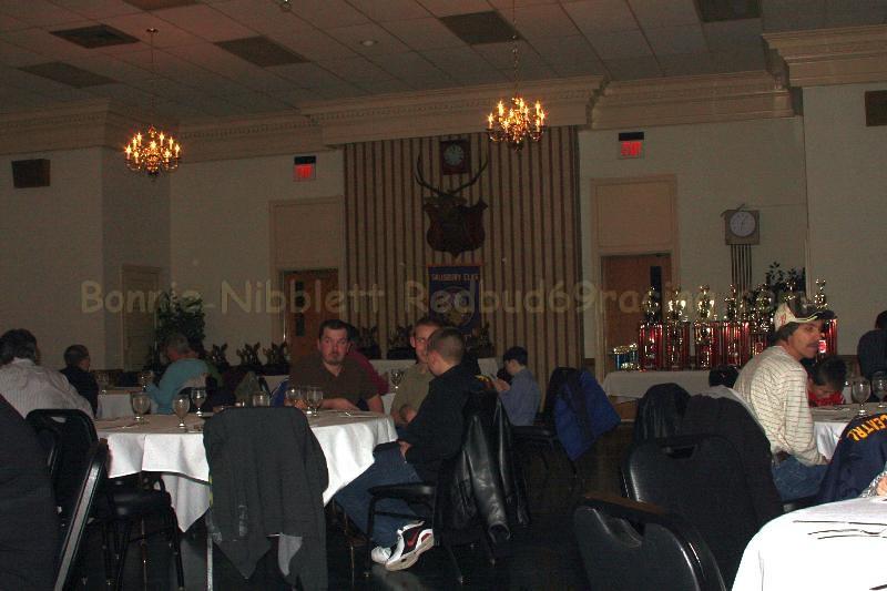 February 4, 2012.....Redbud's Pit Shots US 13 Kart Club Track 2011 Banquet
