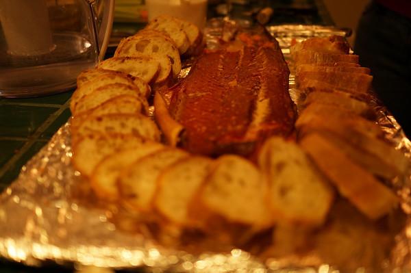 Fermentation Dinner Dec 2014