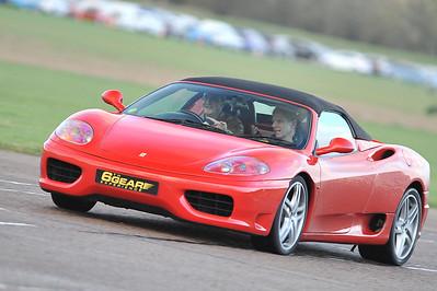 2013 - Ferrari Modena Experience