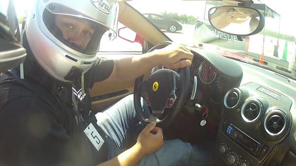 Ferrari Ride