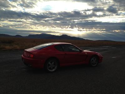 Ferrari Vacation '13