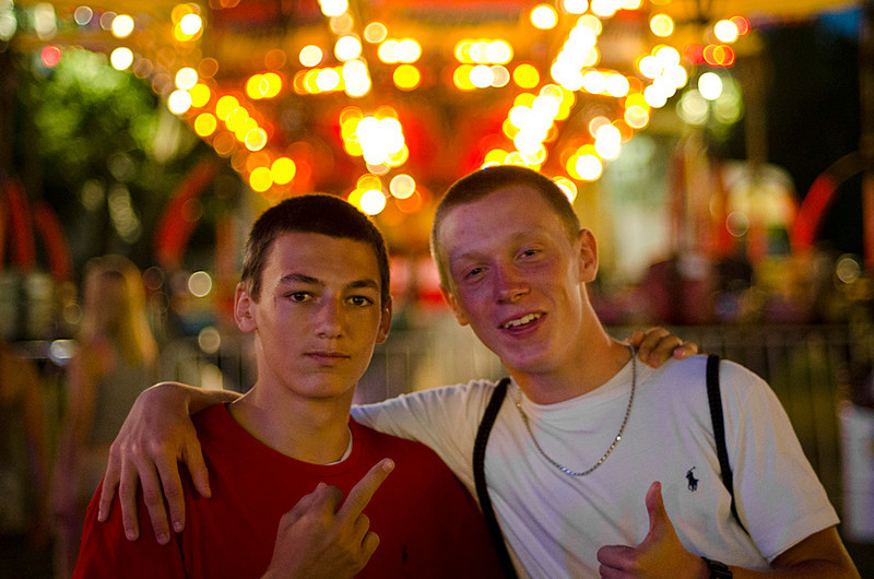"""Take my picture""  Columbia County Fair,  2102"