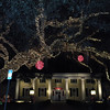 The 2012 Festival of Lights at Stephen Foster Folk Culture Center State Park sponsor's reception