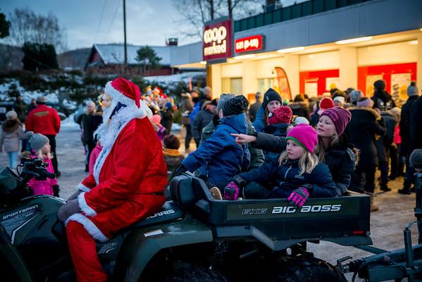 Jul på Biffen 2017