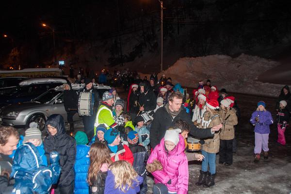 Jul på GoBiten 2012