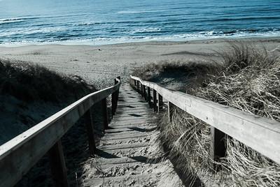 strandstien