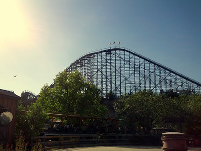 Fiesta Texas July 2012