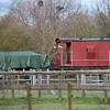 B954171 20t Brake Van (BO) on LMS 236074 (FO)     15/03/14