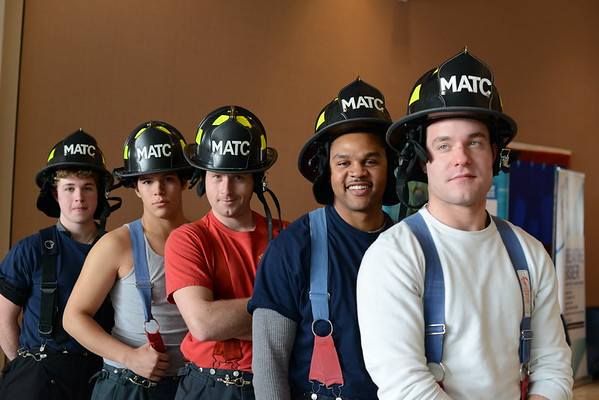 Fight for Air Climb 2015 - Firefighter & Police Candids