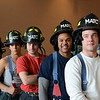 Fight for Air Climb 2015 - Firefighter & Police Candids :