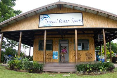 Fiji Nov 2013 Taveuni Ocean Sports