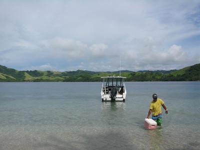 Fiji Nov 2013 Vanua Levu beaches
