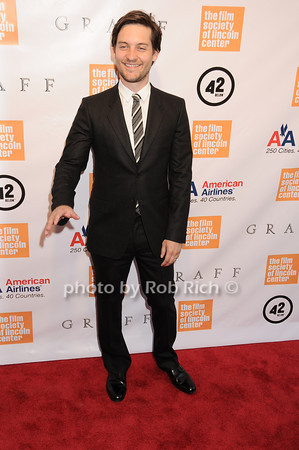 Tobey Maguire<br /> photo by Rob Rich © 2010 robwayne1@aol.com 516-676-3939