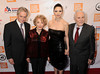 Michael Douglas,Anne Buydens Douglas, Catherine Zeta-Jones, Kirk Douglas