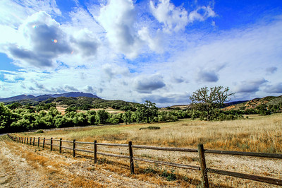 Sony A55 / A77 Final Cut HDR Landscape Photos for Los Angeles Gallery Show