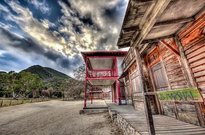 Nikon D3X Final Cut HDR Landscape Photos for Los Angeles Gallery Show