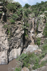 canyon just outside san miguel de allende