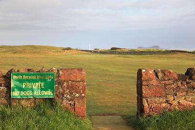 North Berwick Golf Club, Scotland