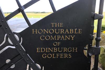 Muirfield Golf Club, Scotland
