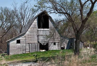 Eastern Nebraska Barn