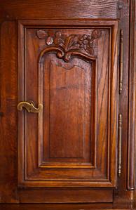 Provencal Armoire Door