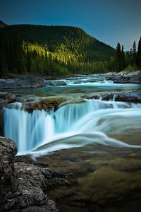 Elbow Falls (18x12)