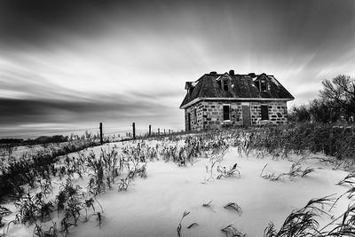 Rural Farm House (12x18)