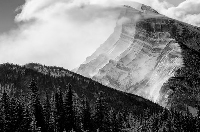 Mt. Rundle (12x18)