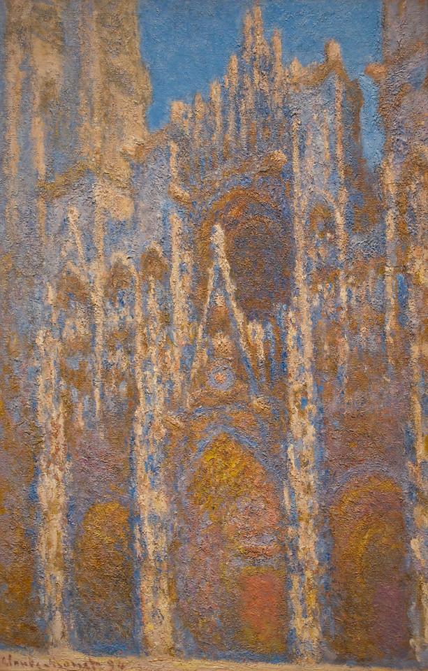 Claude Monet<br /> Rouen Cathedral, Facade<br /> 1894