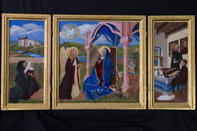 Front of Triptych