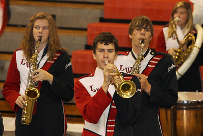 Marching Band Concert - October 2012