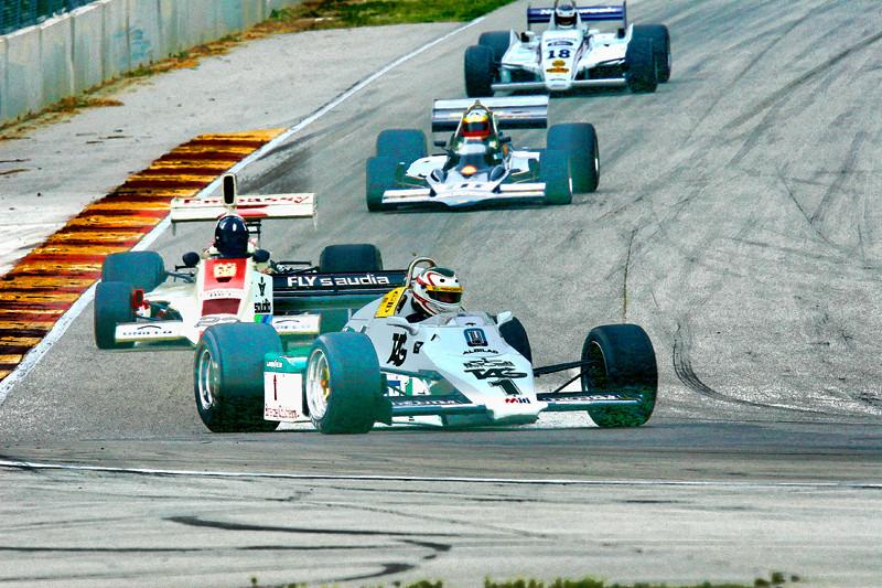 1983 Williams FWO8C Historic GP #0812_9_001_2863_E