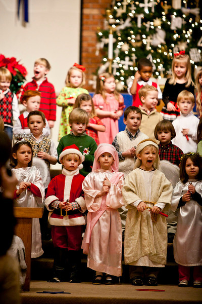 Finley Christmas Program