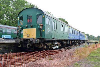 Class 416 EMU 930206_ADB977924/925  30/08/15.
