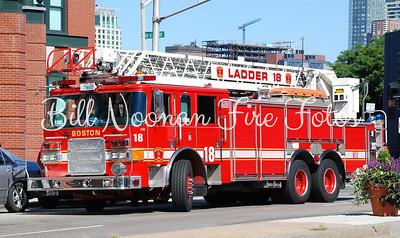 Ladder Co. 18...Pierce 100 foot stick