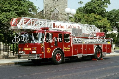 Ladder Co. 10...1990 E-One 110 foot....