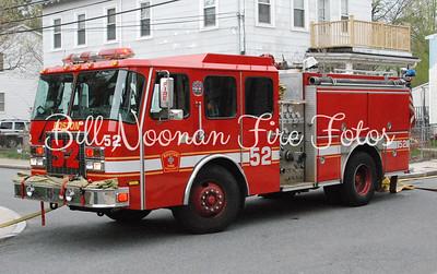 Engine Co. 52..Emergency One