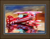 Apple Valley Airshow-Sammy Mason Aerobatics- A3445-Fx-C-pastel-watercolor com-2x mat-FB