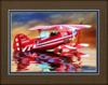 Apple Valley Airshow-Sammy Mason Aerobatics- A3445-Fx-C-pastel-watercolor com-2x mat-FB
