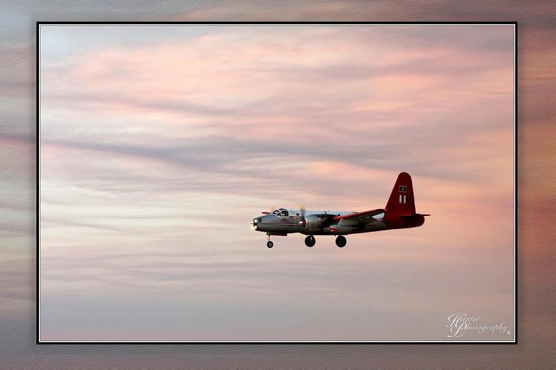P2V Neptune Fire Plane-5613