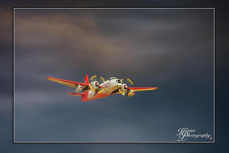 P2V Neptune Fire Plane-5458